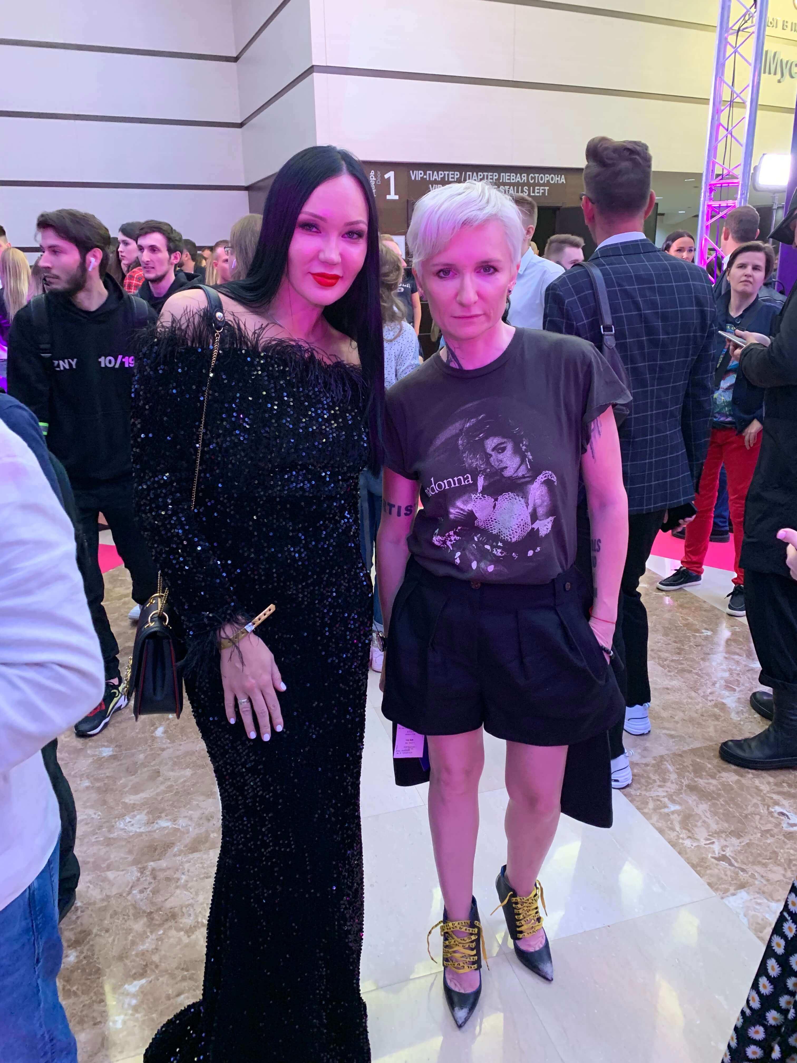 Мира и Диана Арбенина